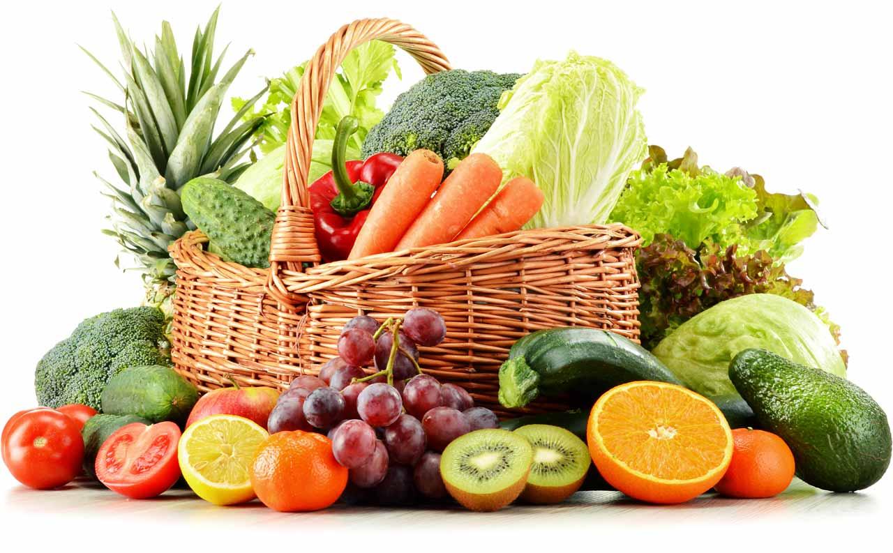 Rückstände auf Obst und Gemüse
